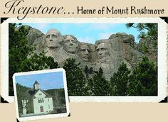 Keystone SD - the home of Mt. Rushmore and so much more!  A great place for a fanastic family vacation with terrific sights to see and things to do.  Highly recommended.