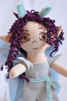 Custom Handmade Cloth Dolls
