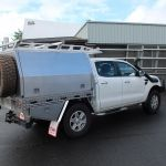 Ford Ranger Aluminium Canopy