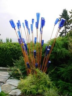 Outdoor Decor - Alternative way to guarantee all-year color in your garden!