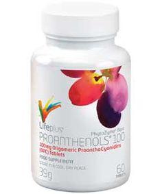 Lifeplus - Petri Kokko - Proanthenols® 100