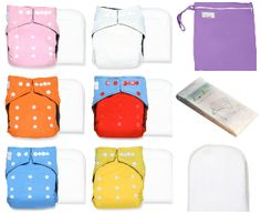 Smart Snugs Easy & Affordable Cloth Diaper Systems