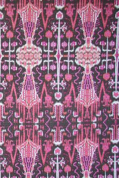 Bombay in Raspberry from Lacefield Designs #cotton