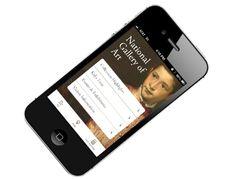 Galería Nacional de Arte lanza app para iPhone.