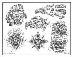 hot new tattoo sketches Sketch Tattoo Design, Skull Tattoo Design, Tattoo Sketches, Mayan Tattoos, Eagle Tattoos, Polynesian Tattoos, Body Art Tattoos, New Tattoos, Symbol Tattoos