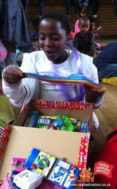 Santa Shoebox Celebration Parties!