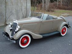 1934 Ford Convertible Roadster for sale   Hemmings Motor News