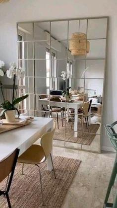 Diy Interior, Home Interior Design, Home Room Design, House Design, Living Room Decor, Bedroom Decor, Diy Crafts For Home Decor, Creation Deco, Home Decor Inspiration