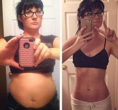 Raw Vegan Weight Loss Before After Transformation good motivation picture! Before And After Weightloss, Weight Loss Before, Losing Weight Tips, Weight Loss Goals, Easy Weight Loss, Weight Loss Motivation, Healthy Weight Loss, Lose Weight, Diet Motivation