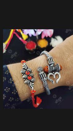 Indian Jewelry, Silver Jewelry, Fine Jewelry, Maharashtrian Jewellery, Rakhi, Fabric Jewelry, Pandora Charms, Wedding Jewelry, Bracelets