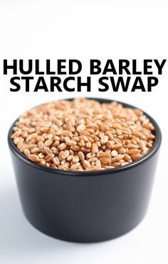 Dr Oz: Hulled Barley Appetite Suppressant & How to Cook Hulled Barley Healthy Food Choices, Healthy Options, Dog Food Recipes, Healthy Recipes, Yummy Recipes, Hulled Barley, Dr Oz Diet, Some Recipe, Barley Recipes
