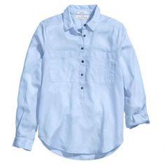Des t-shirts et chemises