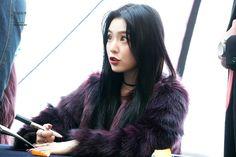Wendy Red Velvet, Red Velvet Irene, Seulgi, Rapper, Ice Queen, Fur Coat, Sexy, Cute, People