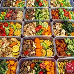 Wow! @rgfitnessfood really has taken meal prep to another level. Don't have time to prep? Out of ideas? Check out @rgfitnessfood and get your meal prep done right! @rgfitnessfood @rgfitnessfood