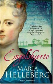 Engelshjerte af Maria Helleberg, ISBN 9788763817783