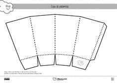 Diseña y construye tu caja de palomitas personalizada.