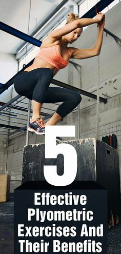 5 Effective Plyometric Exercises And Their Benefits - Fitness Tricks