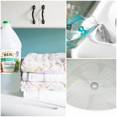 Here is the easiest way to clean your washer …all it takes is ONE ingredient and a few minutes to leave your washer smelling squeaky clean. Twice a year I go on a big cleaning streak. It's usually some time during the summer and then once again in the New Year. During that time EVERYTHING …