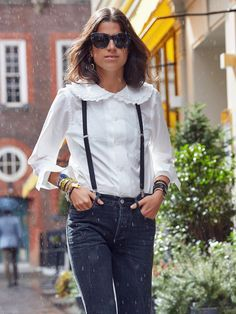 Leandra Medine Man Repeller Sunglass Hut Punk It Up 8