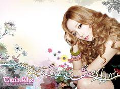 """Girls"""" Generation: TAEYEON in """"Twinkle""""."""