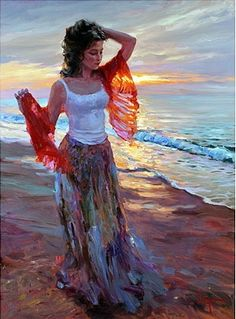 Vladimir Volegov ~c.c.c~Sunset On The Sand