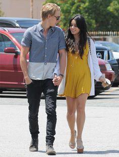 Vanessa Hudgens e Austin Butler