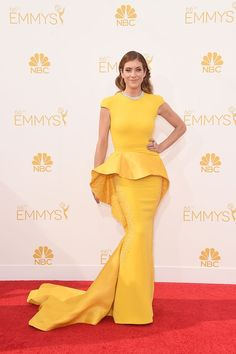 Kate Walsh in Stephane Rolland Couture
