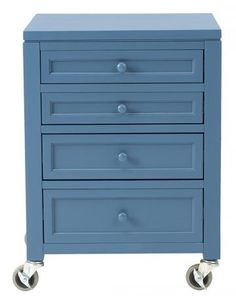 Martha Stewart Living™ Craft Space Three Drawer Flat File Cabinet Organize  Your Craft Room With This Storage Cabinet   Open   KISS   Pinterest   Flat  File ...