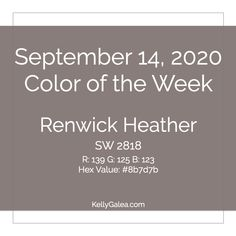 Color & Energy Reading for the Week of September 14, 2020 - Through the Kaleidoscope with Kelly Galea