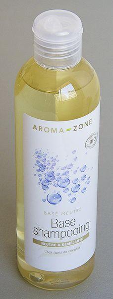 Base shampoing neutre Aroma Zone
