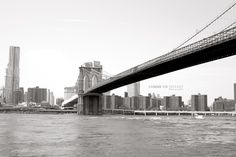 Photographies New York - Etats Unis - Pont de Manathan * http://www.commeuninstant.com/galerie/voyages/etats-unis/new-york