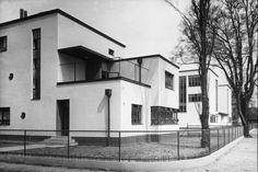 Bauhaus Mahlow wohnhaus taut i architekt bruno taut i baujahr 1926 i adresse i