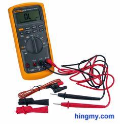 Fluke 87V Multimeter Review #fluke #multimeter #review #electronics