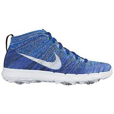 52a49050263 Nike 2016 Flyknit Chukka Men s Spikeless Golf Shoes