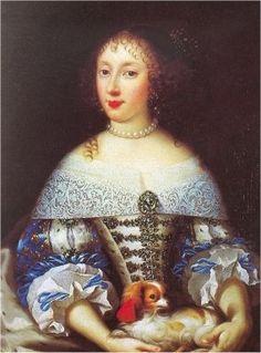 Henriette Anne Stuart, Duchess of Orleans
