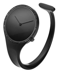 Georg Jensen Watch Vivianna Black PVD Black Diamond Medium #add-content #basel-16 #bezel-diamond #bracelet-strap-steel #brand-georg-jensen #case-depth-7-1mm #case-material-black-pvd #case-width-34mm #delivery-timescale-1-2-weeks #dial-colour-black #gender-ladies #luxury #movement-quartz-battery #new-product-yes #official-stockist-for-georg-jensen-watches #packaging-georg-jensen-watch-packaging #price-on-application #style-dress #subcat-vivianna #supplier-model-no-3575723…