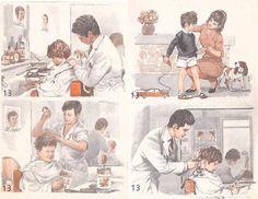 Manuels anciens: L'action en images (observer, parler, rédiger) CE - Cahier n°1