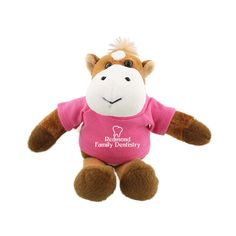 AK187HORSE - Mascots Horse - Promotional Toys & Stuffed Animals #marketing #advertising