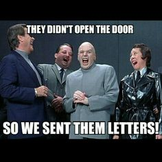 """""""JW humor. I busted out laughing at this one!"""". dang...not Letters!"""