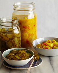Bread-and-Butter Pickles Recipe on Food & Wine