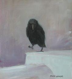 Crow, David Ladmore