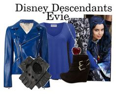 """Disney Descendants: Evie"""" by murphylovesturtles ❤ liked on . Fandom Outfits, Cute Costumes, Disney Costumes, Cosplay Casual, Moda Disney, Evie Costume, Disney Themed Outfits, Estilo Disney, Disney Inspired Fashion"""