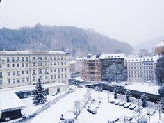 Grandhotel Pupp. Karlovy Vary, CZ. December 27, 2014. @herwonderfulday