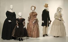 Jane Eyre costumes by Michael O'Connor, 2012 Academy Award® Nominee for Best Costume Design.