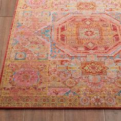 Our Kylie Area Rug is stunning proof you don necessarily have to pay a high price to enjoy the elegance and beauty of a time-honored heirloom. Why be concerned about unraveling your budget, or whether your new rug will withstand the hard knocks of everyday life? Kylie may appear to be an antique, but that the magic unusually fine cross weave creates an heirloom patina you enjoy from the very first day. The authentic tribal motif is brought to life through deep dying and modern construction…