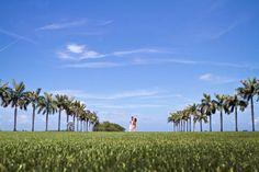 Deering Estate engagement / Robert Rios Photography