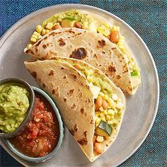 Chopped Salad Taco From Better Homes and Gardens, ideas and improvement projects for your home and garden plus recipes and entertaining ideas.