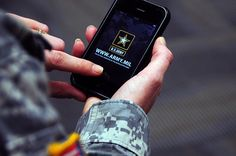 Soldiers and others can now read the latest Army news on their iPhones, thanks to a new application created by the team that developed the Army's Web site, www.Army.mil.    See more at www.army.mil    Army iPhone download among top 25 free news apps    Download the Army iPhone app on iTunes    www.army.mil/mobile