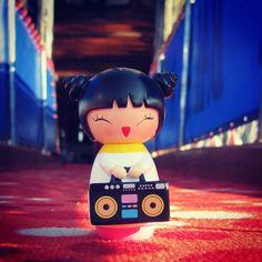 Party girl Momiji doll