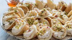 طريقة عمل القطايف بالبيت - #Homemade #katayef #recipe